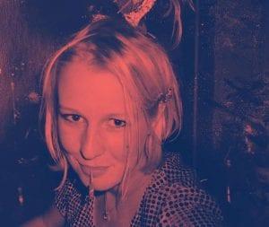Louise Krage, journalistik og radio højskole