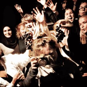 Grundtvigs Højskoles elever i Fotografi deltager i en fotokonkurrence med titlen Det gyldne kamera