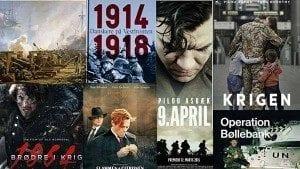 På Grundtvigs Højskole kan du bl.a. vælge det historiske fag, Danmark i krig