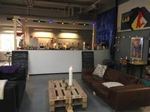Eleverne i faget Gør en forskel har været med til at opbygge og udvikle Street Lab - et fritidssted med forskellige tilbud for for unge i Hillerød
