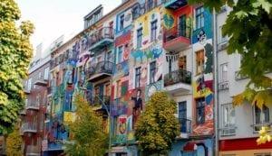 Grundtvigs Højskole tager bl.a. på studietur til Berlin