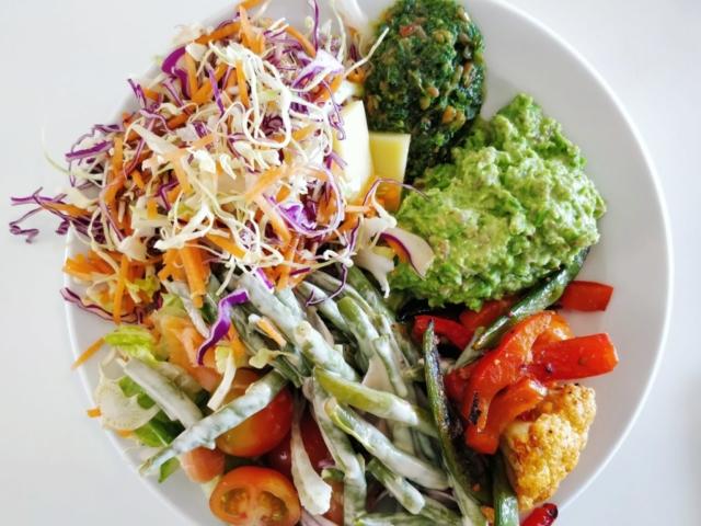 vegetarmad højskole