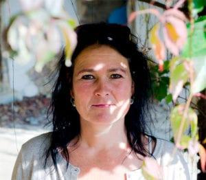 Forfatter Trisse Gejl underviser på Grundtvigs højskoles sommerkursus Skriv selv. Skrivekursus.