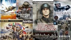 Europa i krig - fag med Peter Westermann på Grundtvigs Højskole