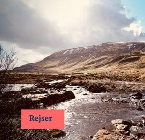 Sangskrivning og Musikproduktion og Skriveværksted tager på studietur til Island