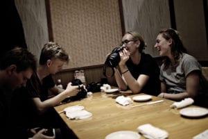 Grundtvigs Højskoles fotoelever tager på studietur til Tokyo.